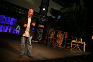 Chris Simons, Host