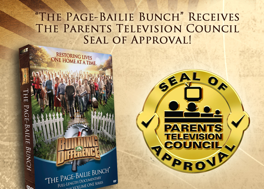 Parents Television Council Awards its PTC Seal of Approval™