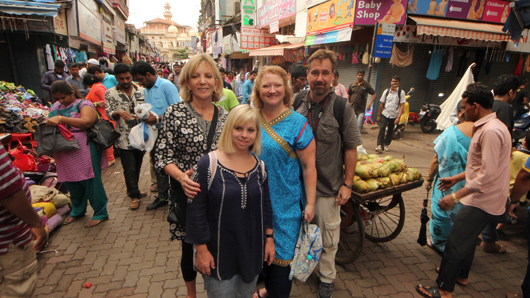 Production in India with Ashley DeRamus Foundation for Down Syndrome