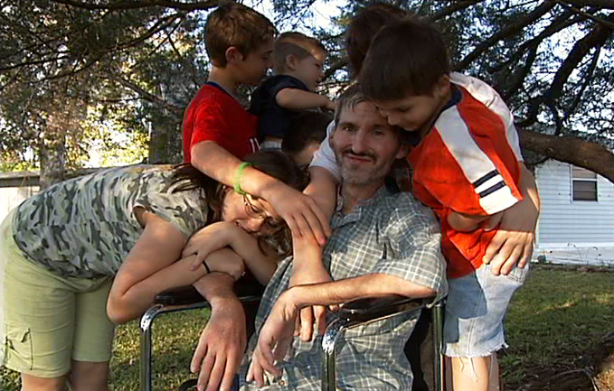 Emotional Story of a Family's Father with ALS (Lou Gehrig's Disease)