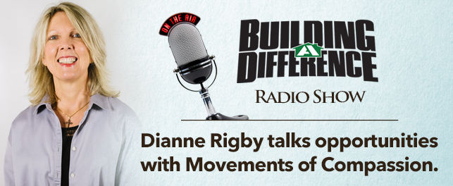 Dianne Rigby on the Movements of Compassion Tour