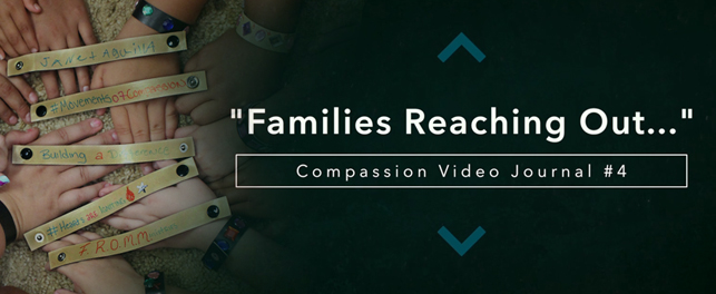 NEW VIDEO RELEASED – Compassion Video Journal #4